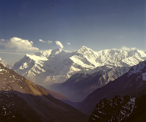 mountain, nature, and beautiful image