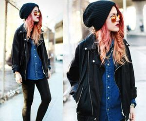 style, grunge, and hair image