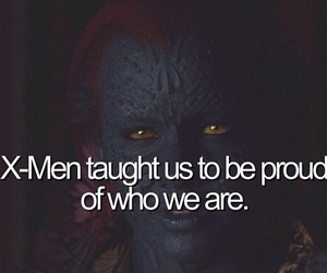 proud and x-men image