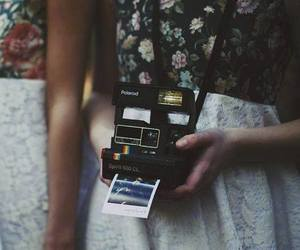 camera, girl, and hipster image