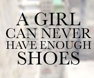 girl, shoes, and quotes image