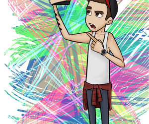 fan art, liam payne, and one direction image