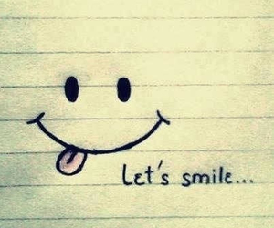 smile, happy, and :) image