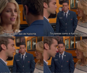 espanol, frases, and glee image