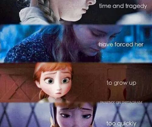 anna, frozen, and hunger games image