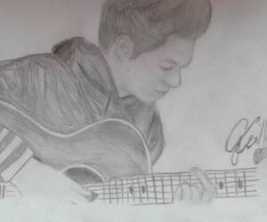 draw, drawing, and horan image