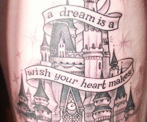 castle, cute, and disney image