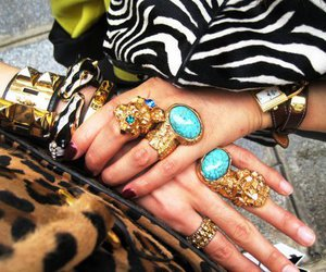 fashion, ring, and jewelry image