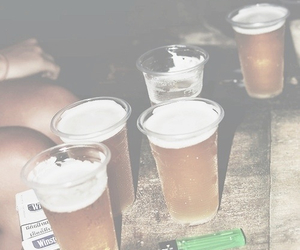 beer, party, and drink image