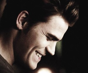 tvd, stefan salvatore, and the vampire diaries image