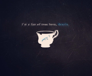 belle, true, and teacup image