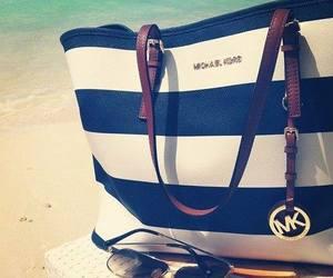 bag, Michael Kors, and summer image