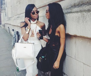 couple, street style, and cute image