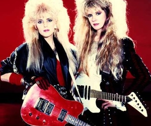 vixen, janet gardner, and jan kuehnemund image