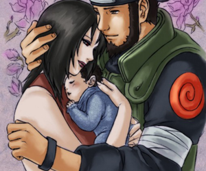 naruto, kurenai, and asuma image