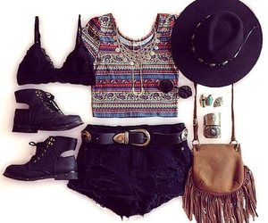 indie, outfit, and aeropostale image
