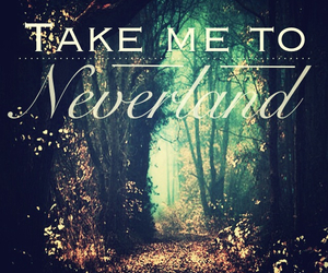 neverland, movie, and peter pan image