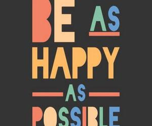 happy and possible image