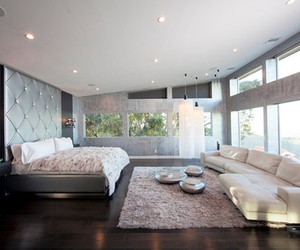 bedroom, home, and luxury image