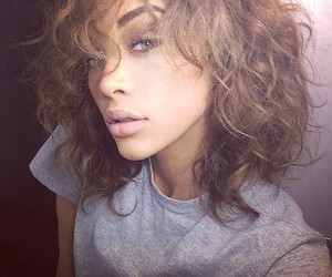 girl, hair, and jasmine sanders image