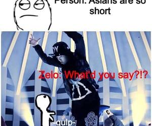zelo, asian, and kpop image
