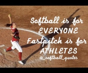 softball and fastpitch image