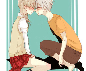 soul eater and cute image