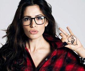 sarah shahi, Carmen, and glasses image