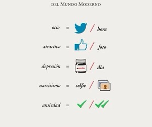 frases, facebook, and nutella image