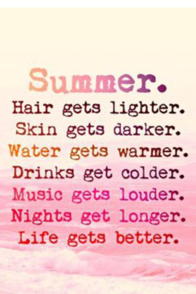 Summer Discovered By Sam On We Heart It