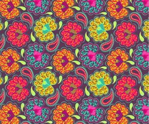 flowers, colors, and colours image