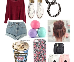 converse, eos, and floral image