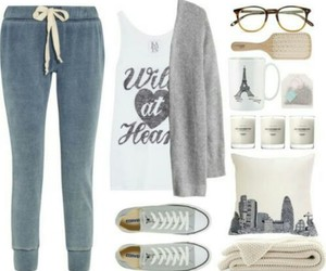cardigan and fashion image