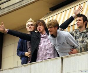 danny jones, harry judd, and McFly image