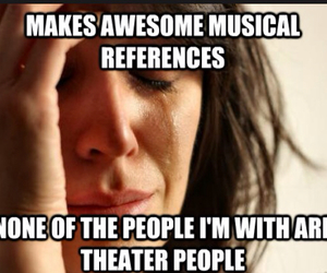 acting, actors, and musical theatre image