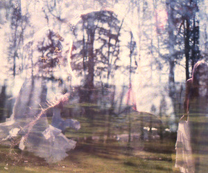 forest, girly, and grunge image
