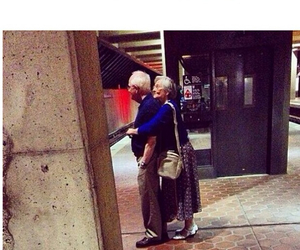 old couple, Relationship, and still in love image