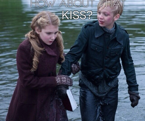 kiss, the book thief, and friends image