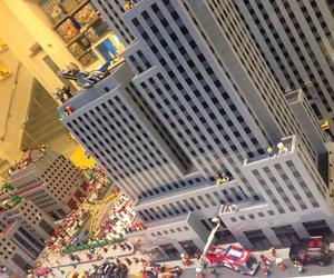 building, blocks, and new york city image