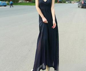 beauty, dress on sale for women, and fashion image