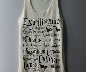 harry potter, spells, and expelliarmus image