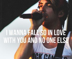 all time low, Lyrics, and walls image