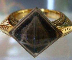 harry potter, voldemort, and voldemort's ring image