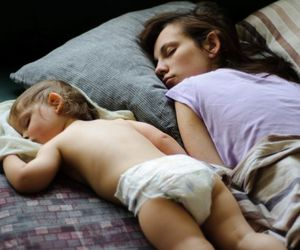 *-*, kid, and bed image
