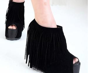 women shoes and wedges sheos image