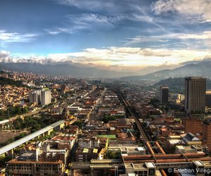 antioquia, buildings, and colombia image