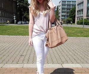 blond hair, fashion, and girl image
