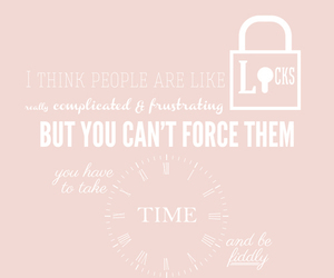 complicated, force, and locks image