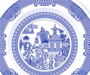 china, design, and dinnerware image