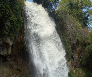 Greece, waterfall, and edessa image
